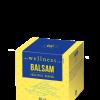 Produktverpackung von Balsam mit Eucalyptus und Mentol