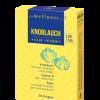 Produktverpackung von Knoblauch Dragees mit Selen und Vitamin E