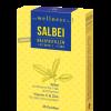 Produktverpackung von Salbei Pastillen mit Vitamin C & Zink
