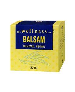 Balsam Eucalyptus, Menthol