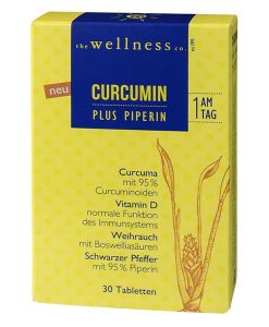 Curcumin Plus Piperin