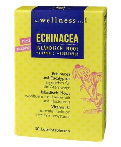 Echinacea Isländisch Moos