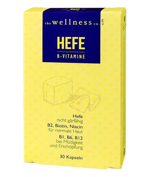 Hefe + B-Vitamine