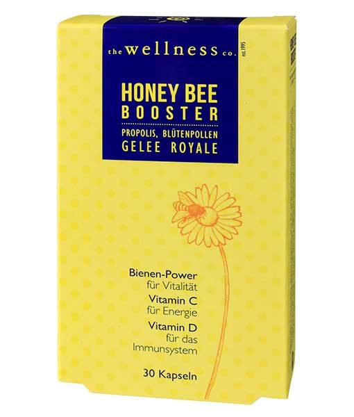 HONEY BEE BOOSTER mit GELEE ROYALE