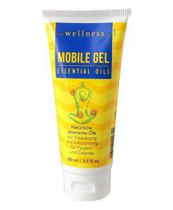 Mobile Gel Tube mit ätherischen Ölen