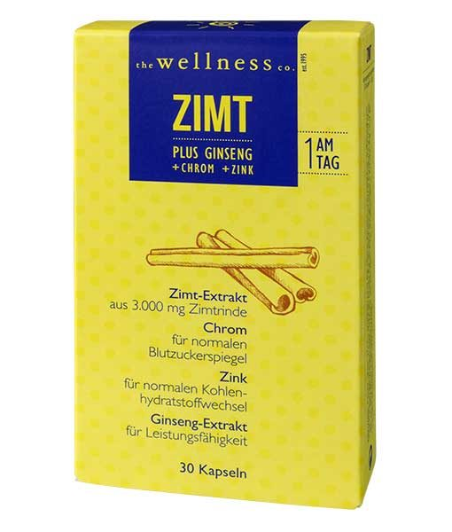 ZIMT + GINSENG . CHROM . ZINK